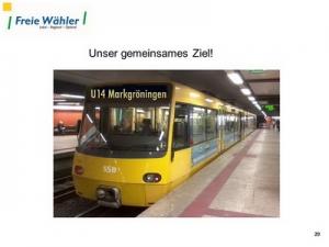 Waldbauer Stadtbahn FW Markgröningen 01.12.15 Zielvk